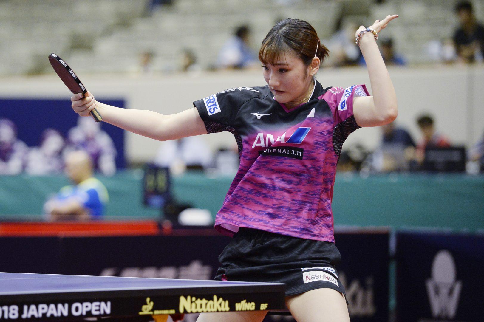 【卓球】加藤美優がロンドン銅メダリストを破る<ITTF韓国OP 3日目>