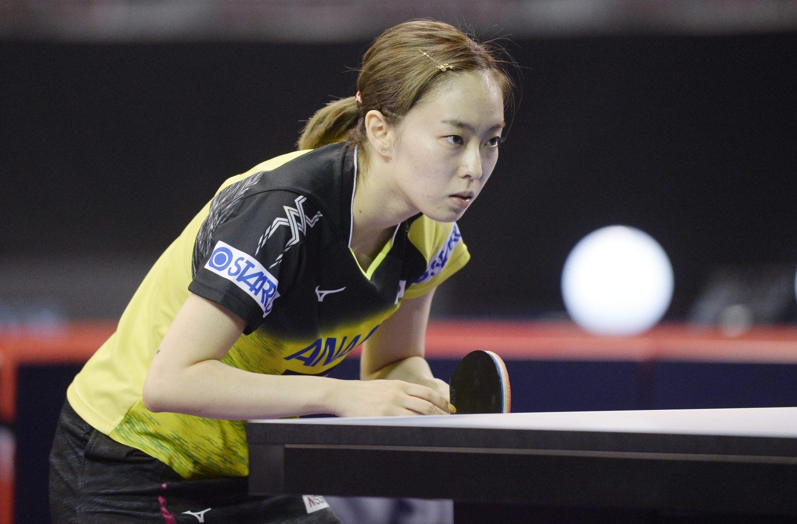 石川がワールドツアー2大会連続ベスト4<卓球・ITTFオーストラリアOP・女子5日目>
