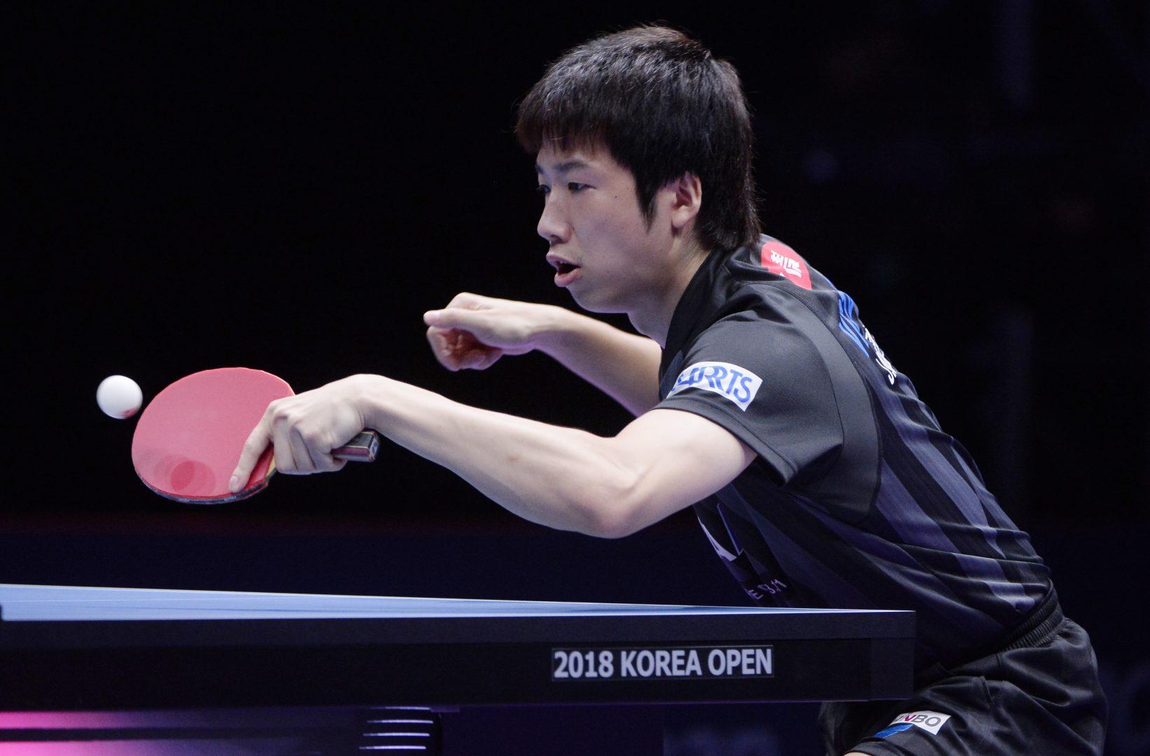 【卓球】水谷隼が3位 エースの存在感示す<ITTF韓国オープン 5日目男子の結果>