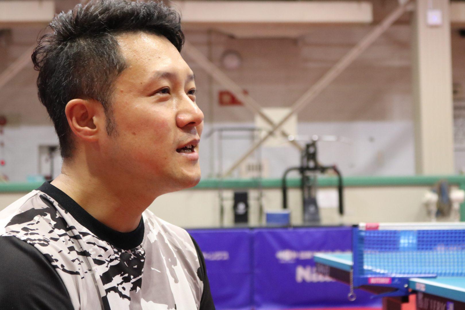 「勝ち負けだけが大事じゃない」日本ペイント・三原監督の卓球指導はなぜ楽しいのか