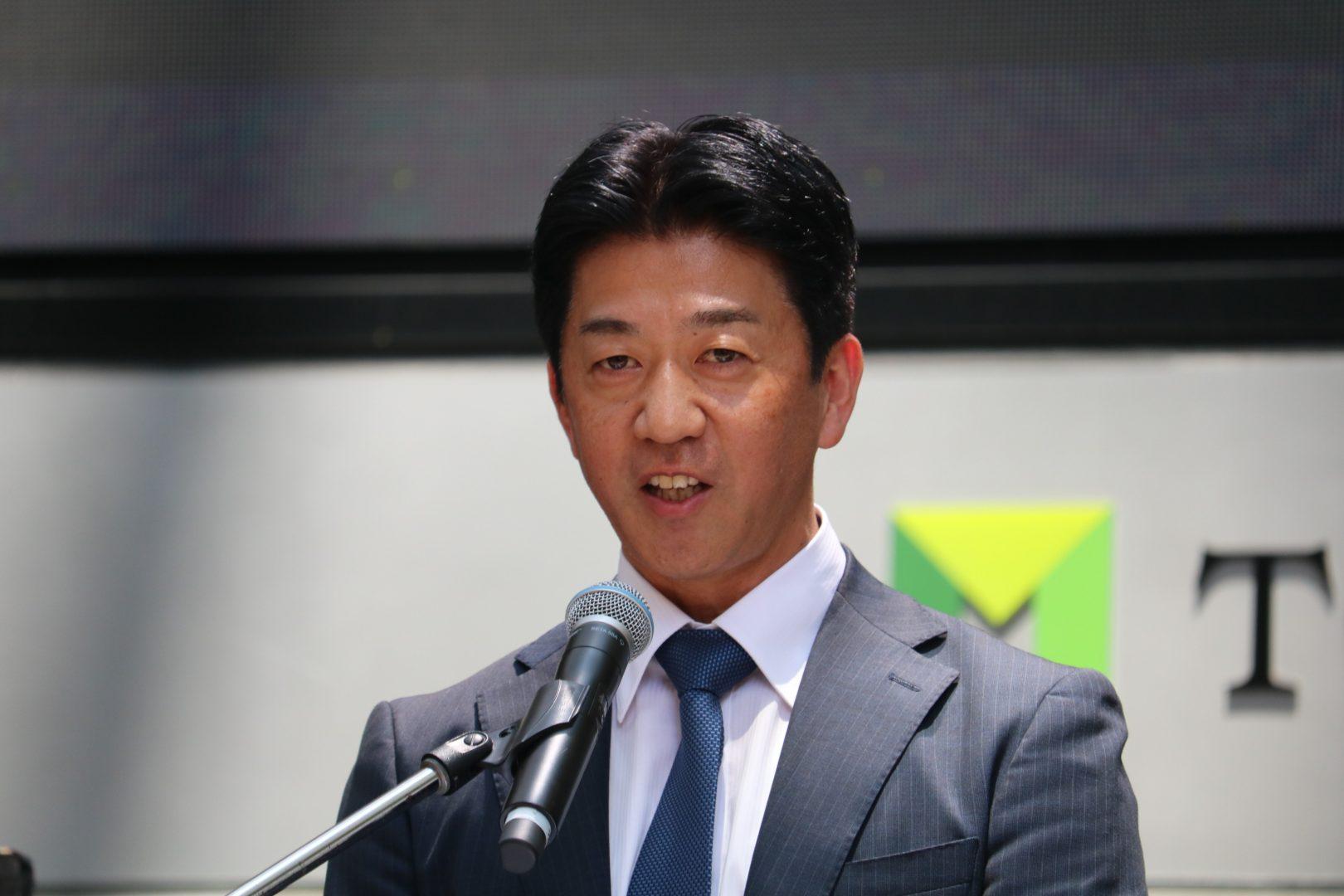 【Tリーグ】EPSホールディングス株式会社とオフィシャルスポンサー契約を締結