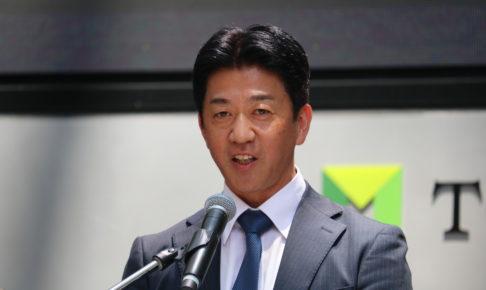 Tリーグチェアマン松下浩二氏