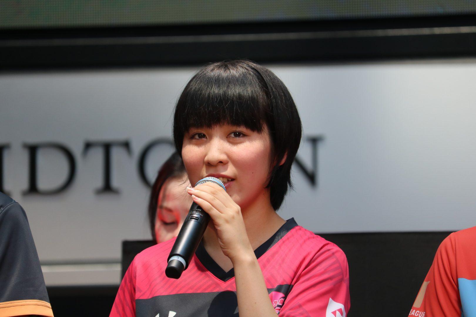 【卓球】平野美宇 19歳誕生日に有名アイドルからも祝福の声 「笑顔でハピネスに」