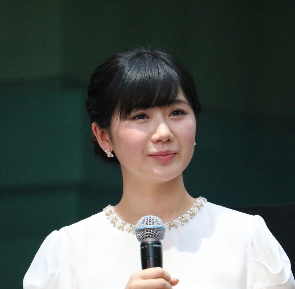 写真:福原愛/撮影:ラリーズ編集部