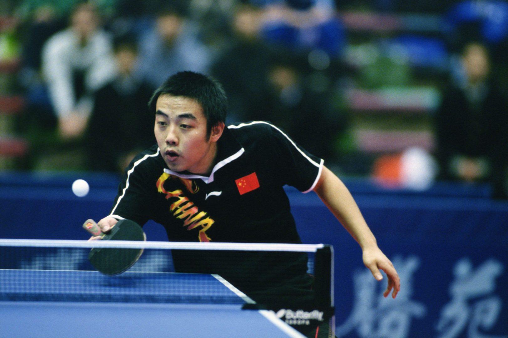 中国が生んだ卓球史上最強の男、劉国梁とは