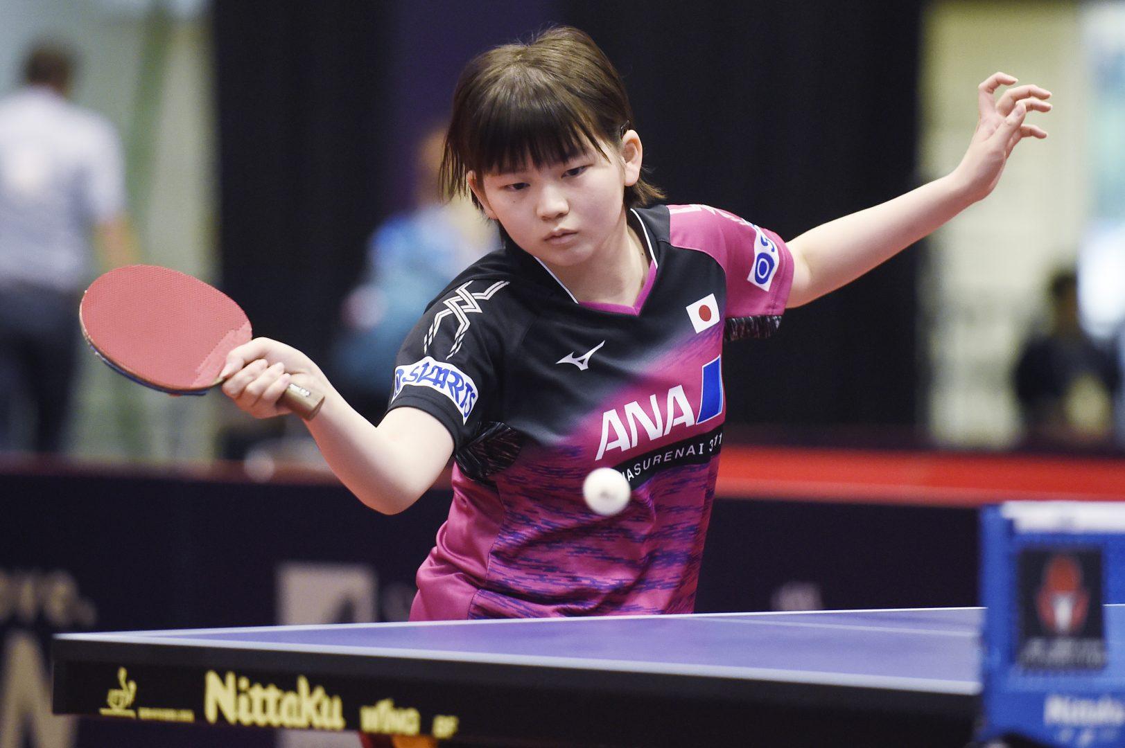 【卓球】日本勢そろって完勝で予選突破 明日からの本選へ<オマーンOP>