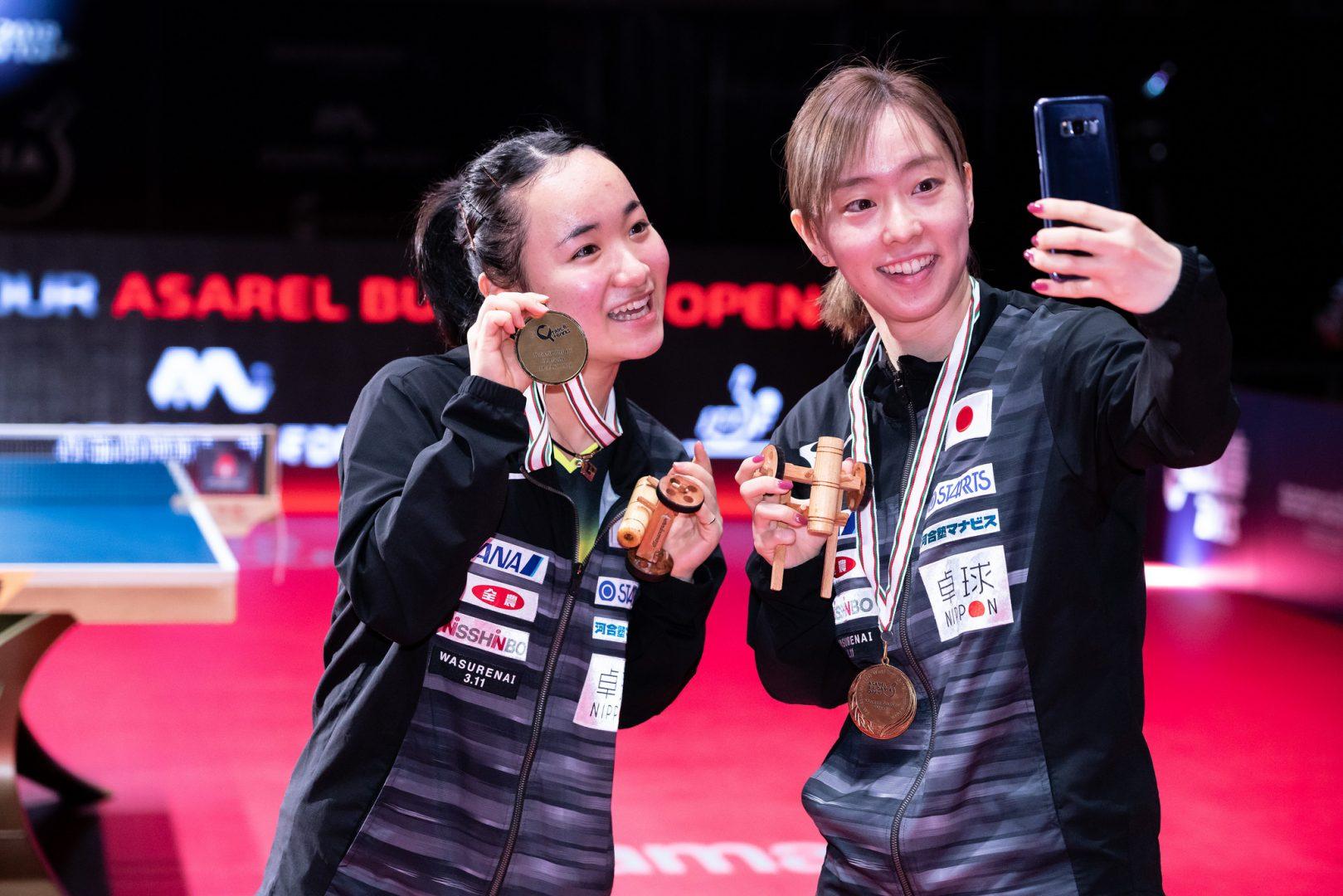 【卓球】石川が日本人トップをキープ 上位に大きな変動なし|女子世界ランキング(9月最新発表)