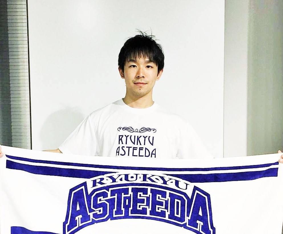 【卓球・Tリーグ】琉球アスティーダがエース丹羽の地元北海道へ寄付を開始