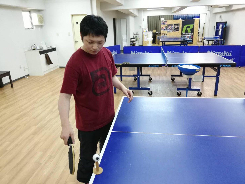 卓球の理論や感覚を一から教えてくれる「卓球処やまぶき」に行ってみた