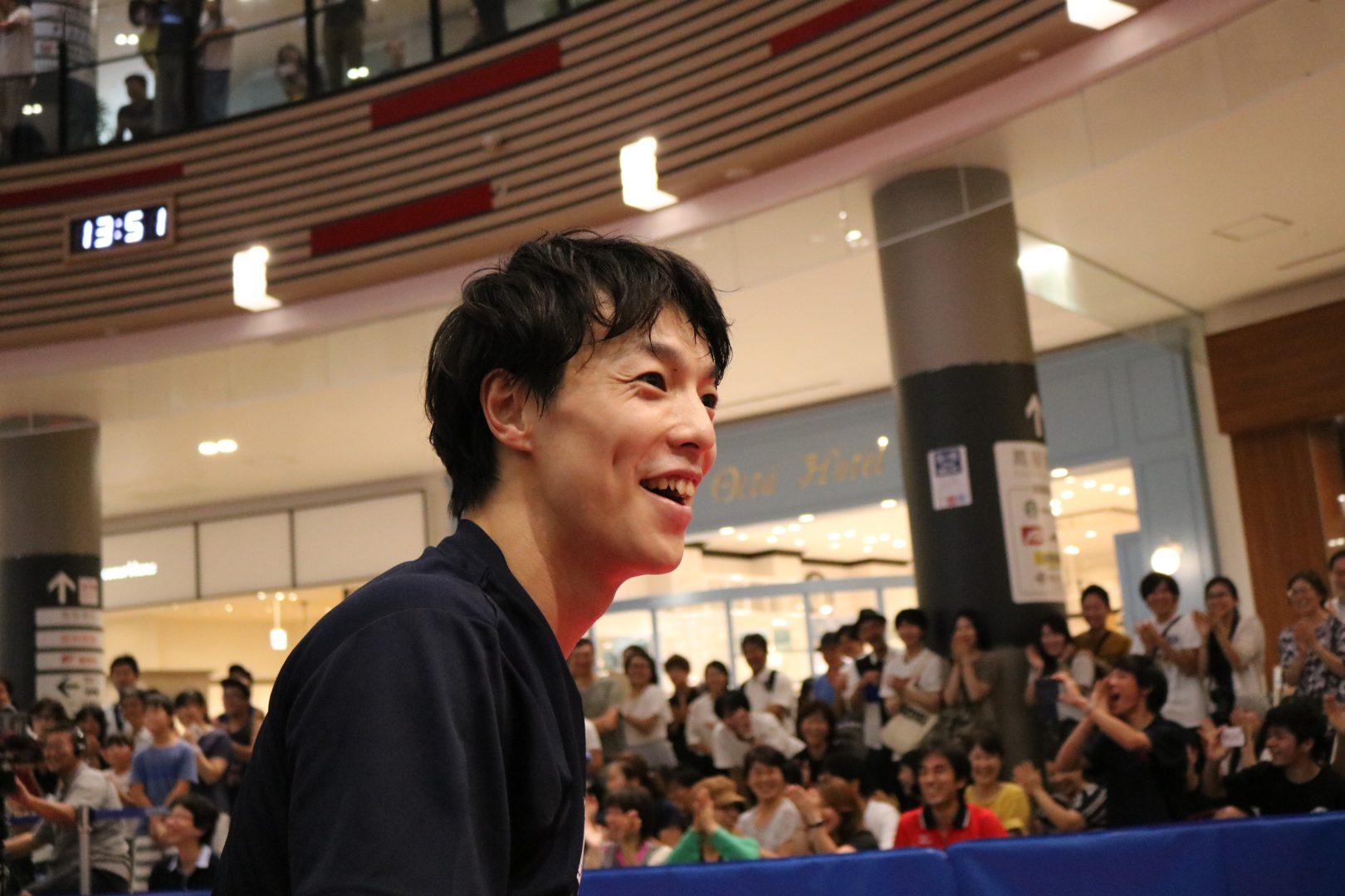 【卓球】松平賢二が会長を務める日本卓球リーグ選手会、公式Twitterのアイコンを披露