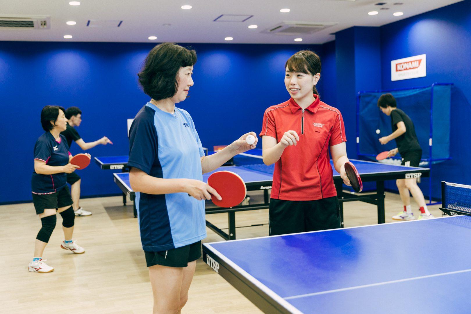 初心者も気軽に卓球を始める時代に 日本初「25段階の卓球指導プログラム」とは?