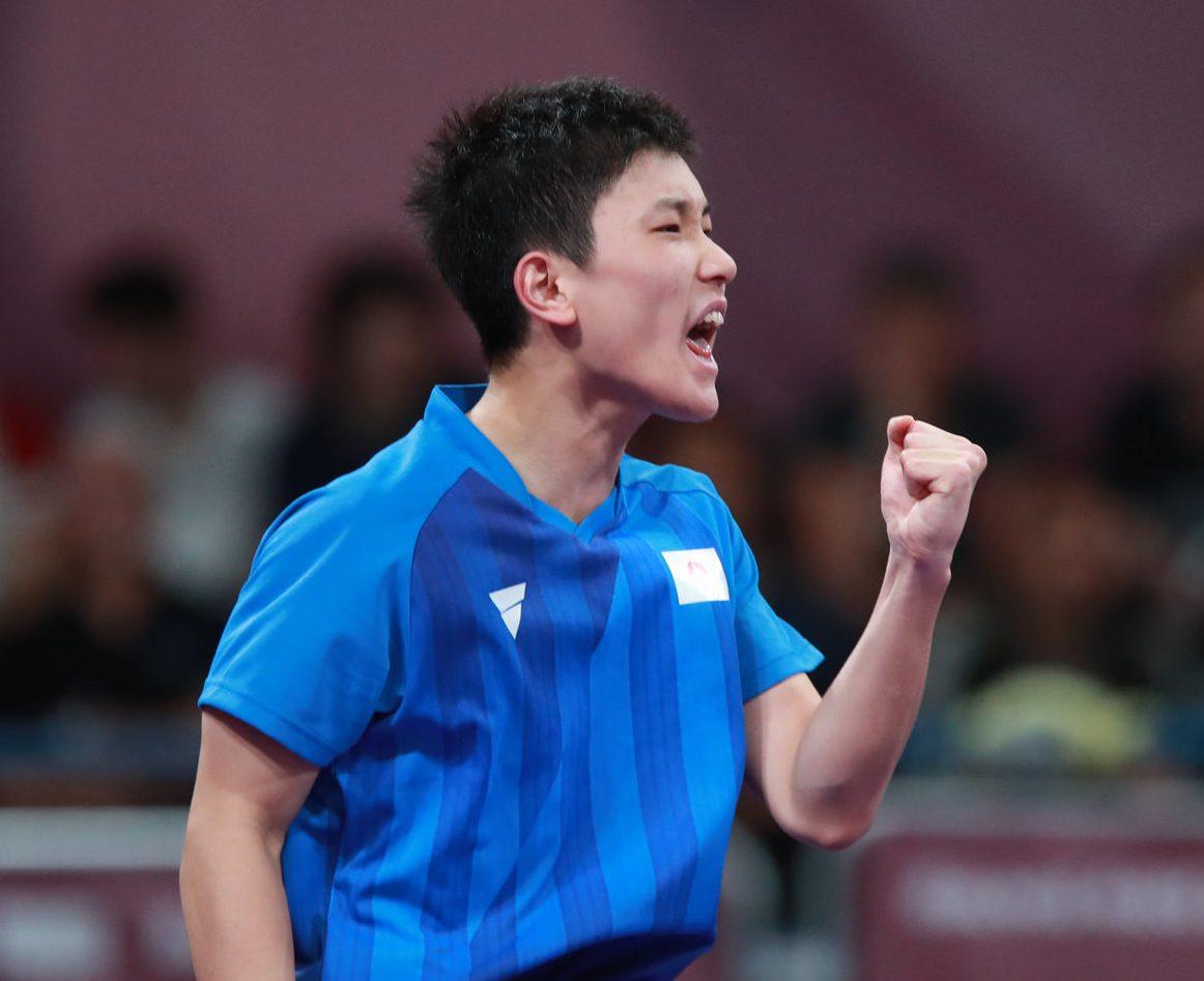 【卓球】張本智和が自己最高タイの6位に返り咲き|男子世界ランキング(11月最新発表)