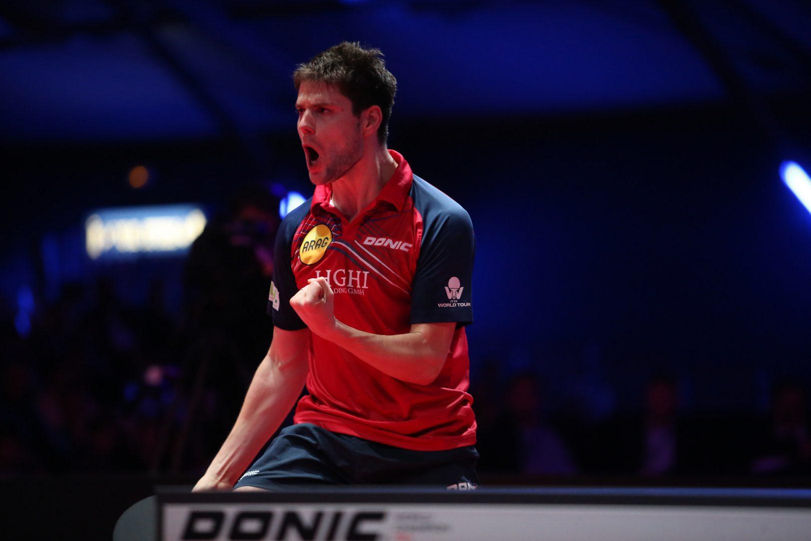 【卓球】独エース・オフチャロフ、中国超級リーグへの挑戦を表明