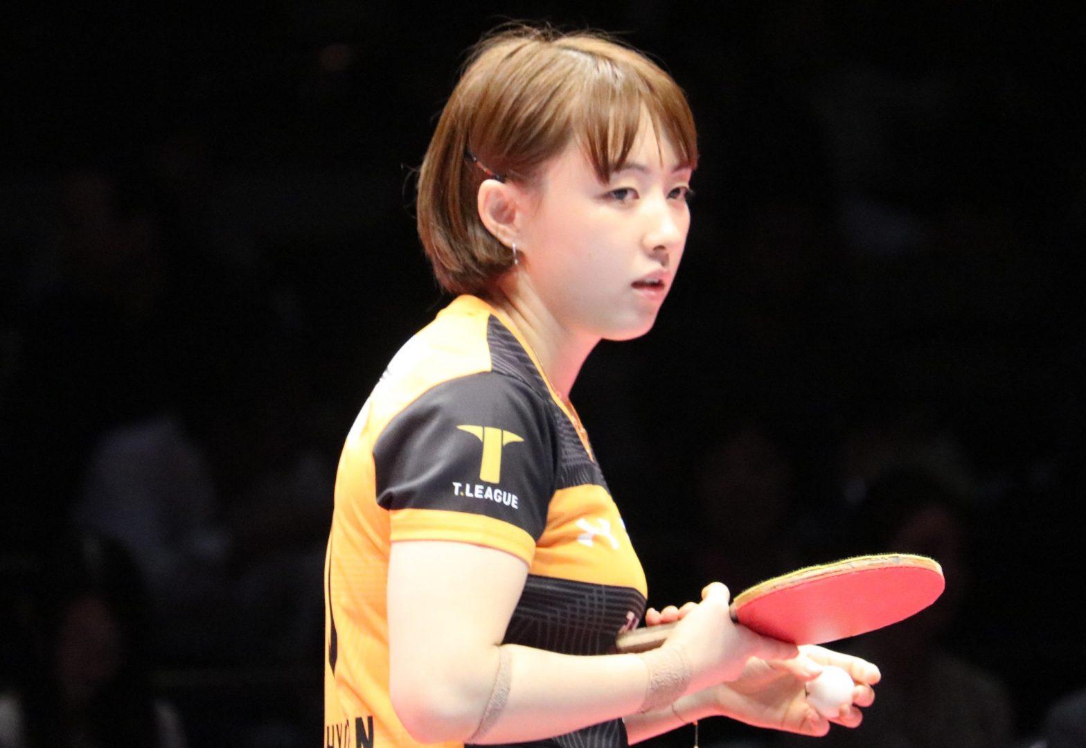 【卓球】ちょっと可愛すぎませんかね TリーグTOP名古屋・徐孝元の自撮りが評判