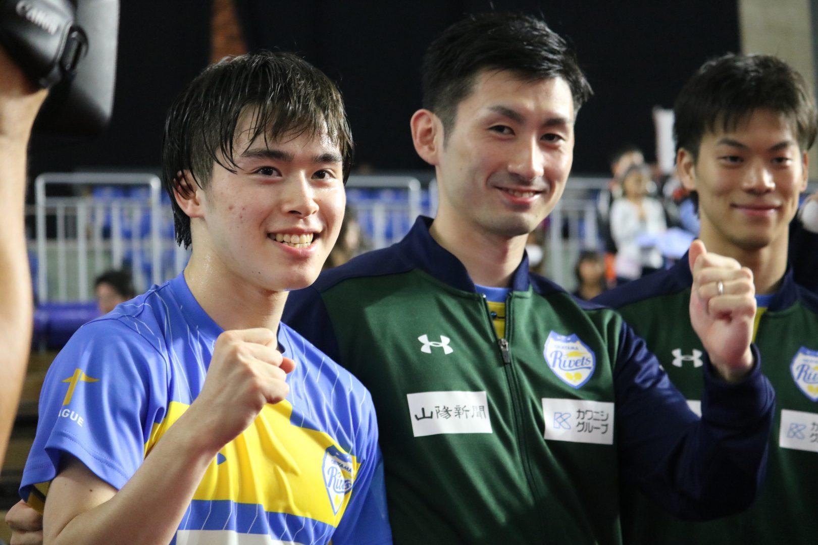 【卓球】岡山リベッツ「みんなで応援しませんか」 パブリックビューイング開催