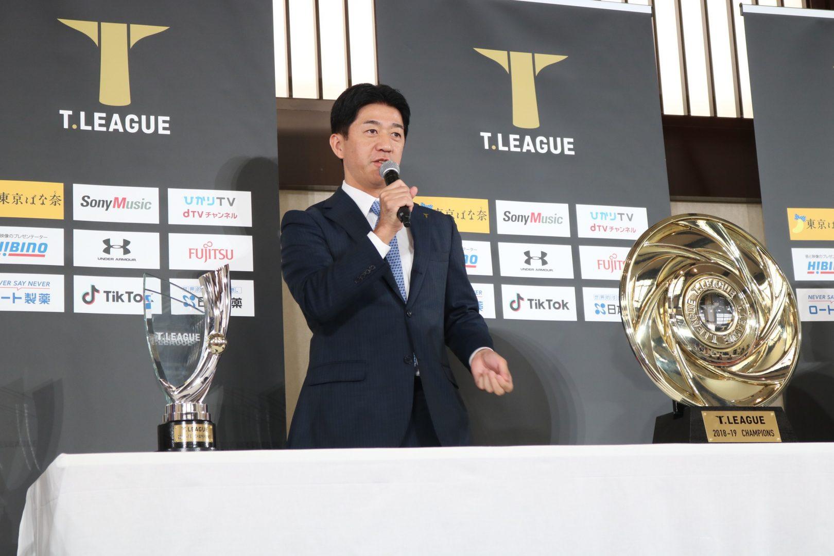【卓球・Tリーグ】スポーツフェスティバルin東京スカイツリータウンに松下浩二氏・前田美優が出演