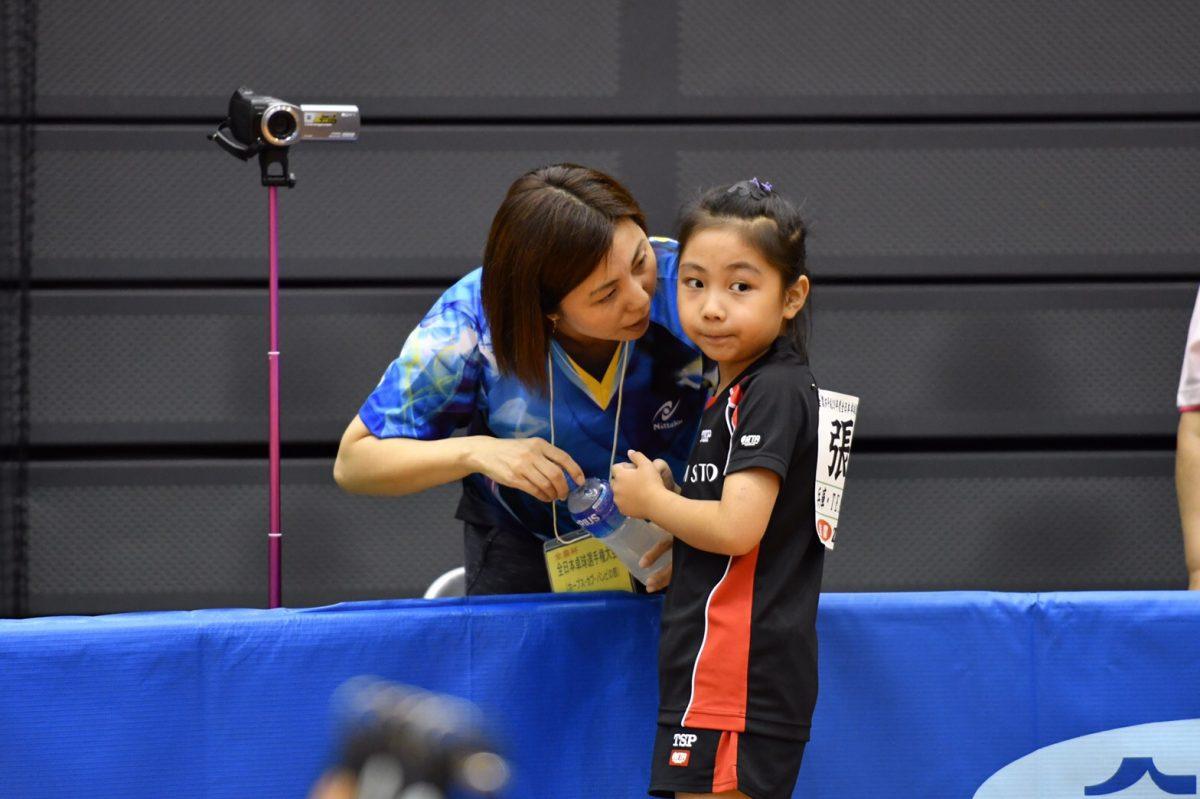 【卓球・Tリーグ】愛ちゃんが名付け親 「親子でオリンピックに」 福原愛のコーチ長女が琉球アスティーダに所属