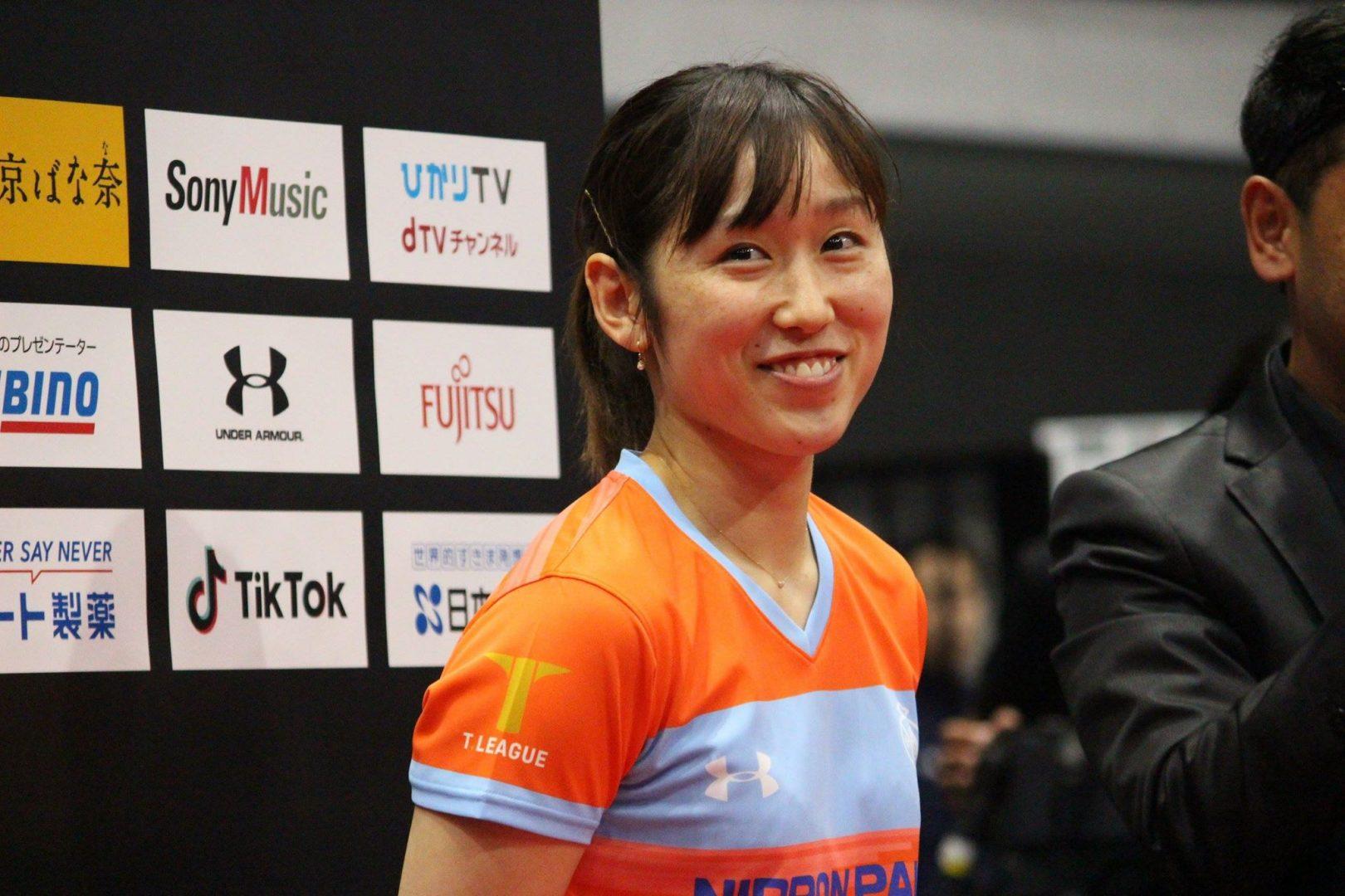 【卓球・Tリーグ】本日よりシーズン再開 インタビューで振り返る日本ペイントマレッツ