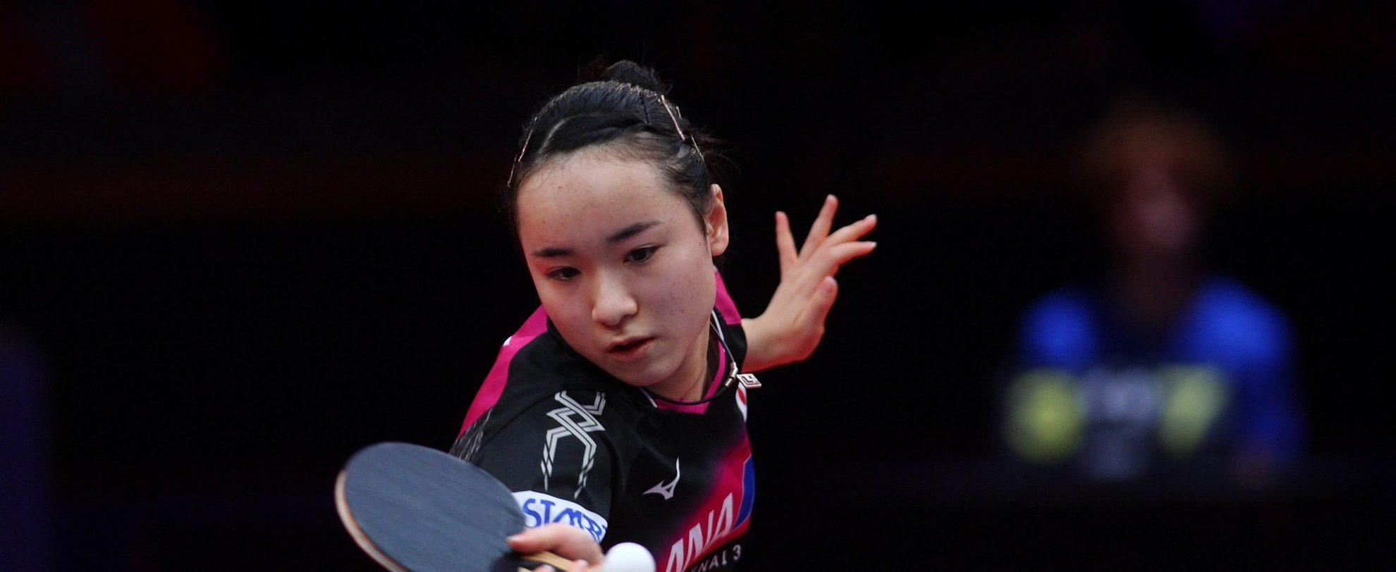 【卓球】伊藤美誠、世界1位を圧倒しV 中国主力3選手を破る快挙<女子スウェーデンOP>