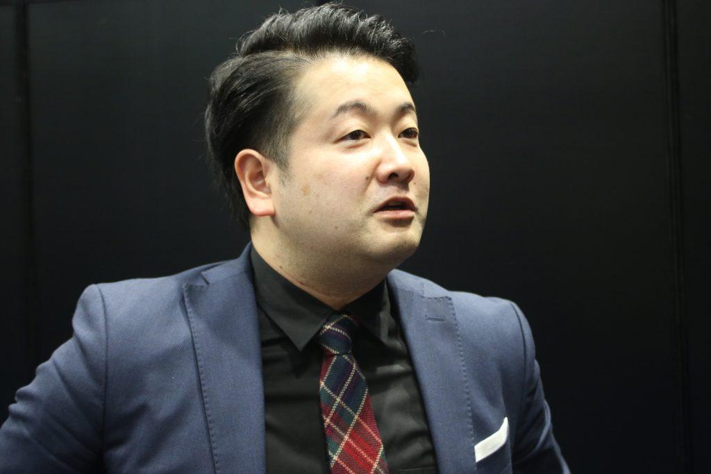 坂本竜介監督(T.T彩たま)