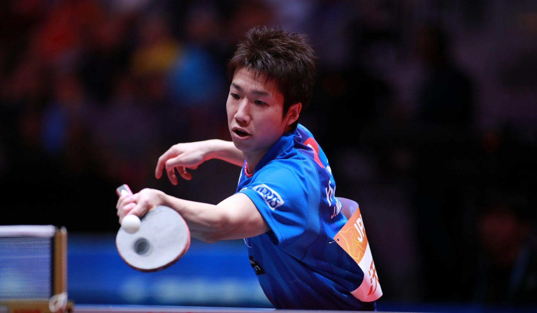 【卓球】水谷隼、全日本前に斬新な方法で自身に打ち克つ「簡単だった」