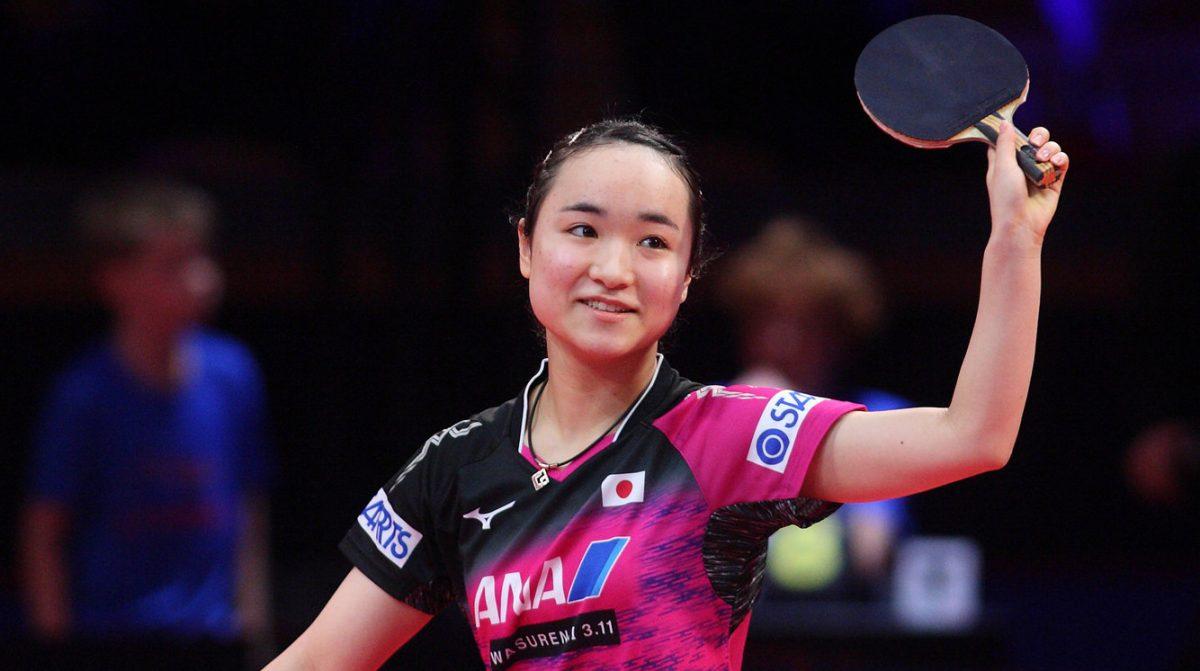 【卓球】スウェーデンOP優勝の伊藤美誠も順位変わらず|女子世界ランキング(12月最新発表)