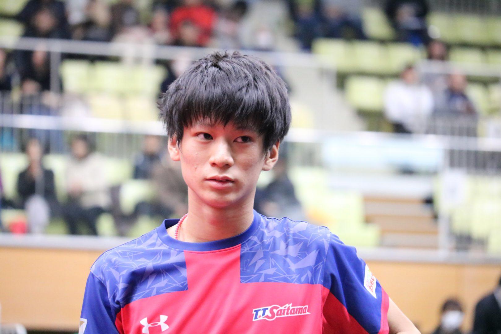 【卓球・Tリーグ】彩たまがKM東京に連勝 高校生・戸上が全日本王者の水谷を破る