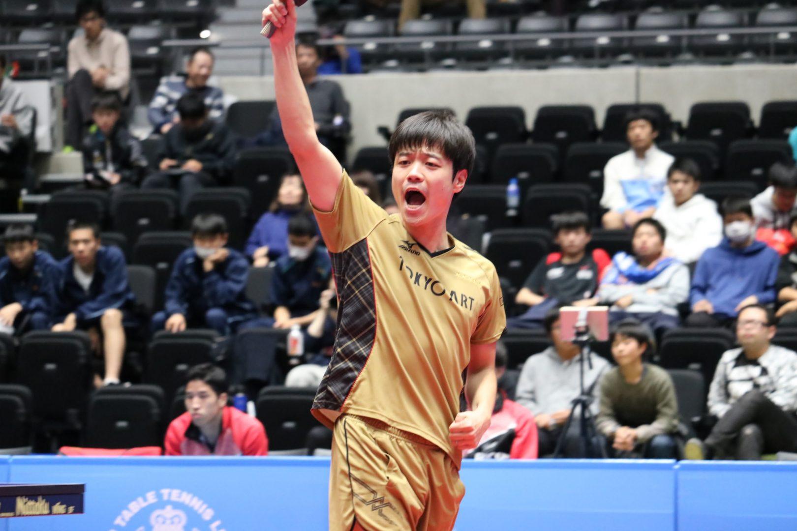 【卓球】「これが天才か…」新婚・大矢英俊の本気の米津玄師モノマネに卓球界がざわつく
