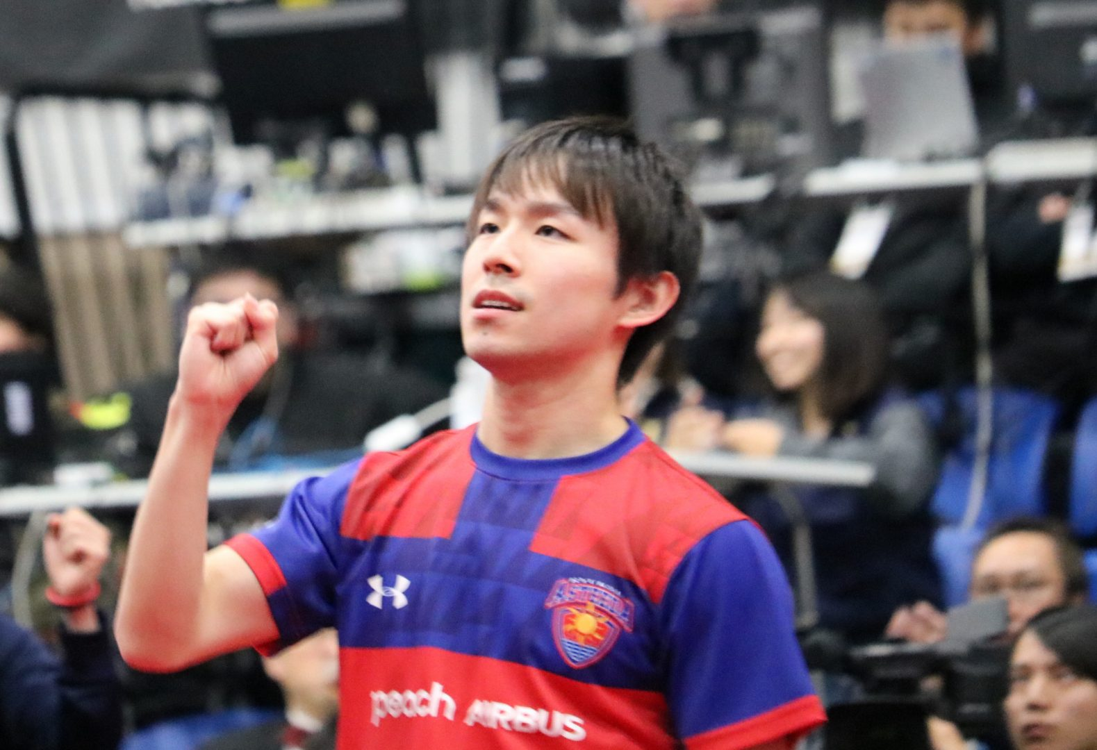 【卓球・Tリーグ】丹羽孝希がファンに感謝のツイート  琉球支えたタイペイ3選手も帰国へ