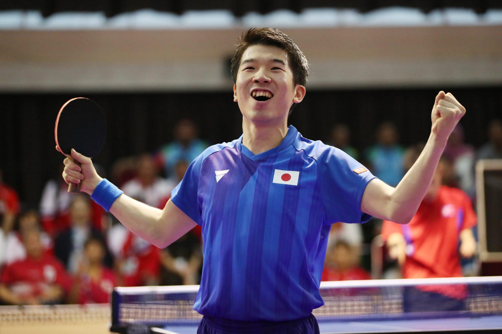 【パラ卓球】井上全悠がコスタリカオープンで優勝 「ボディバランス極め、上半身のみで勝てる卓球を」