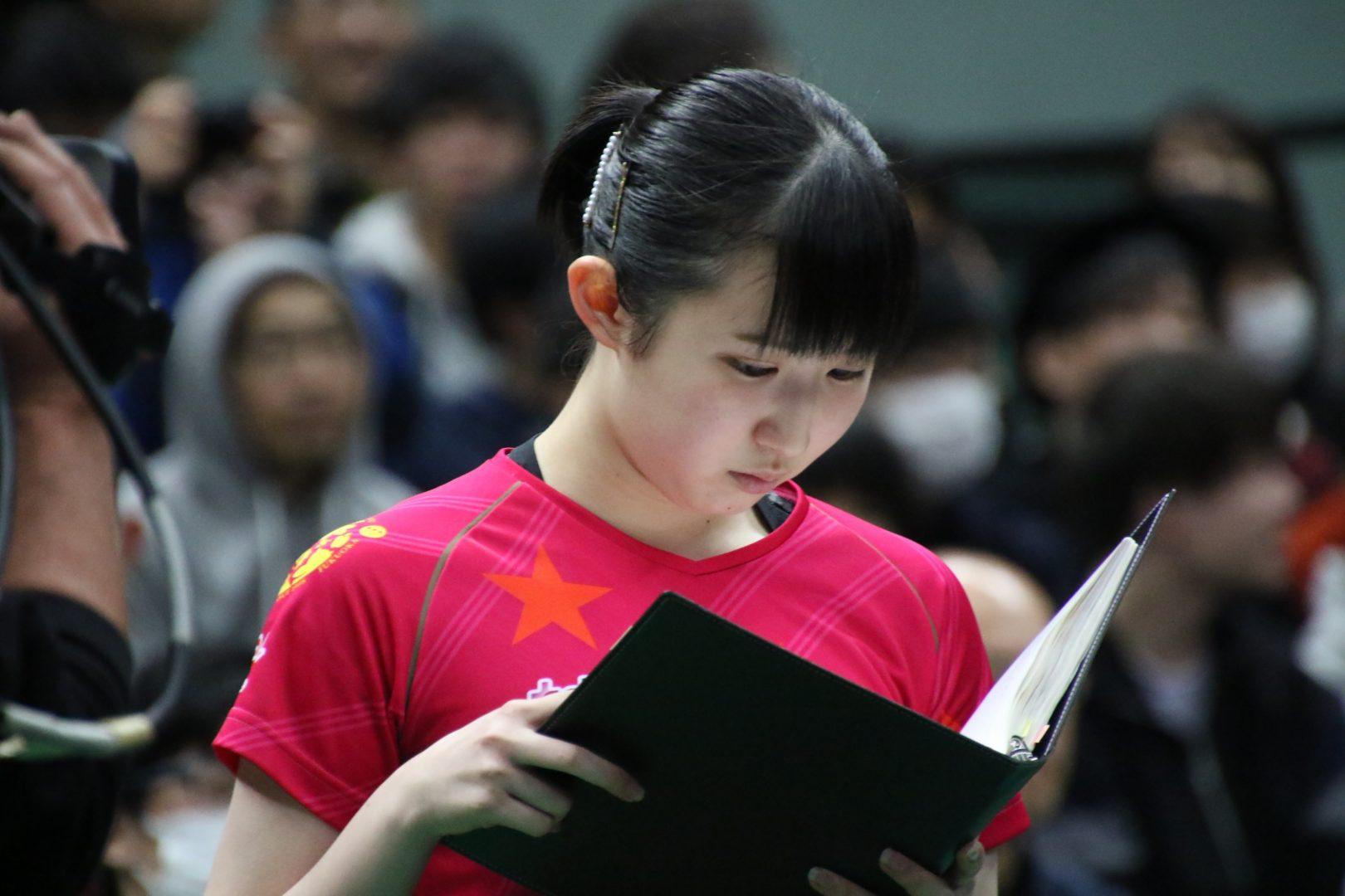 【全日本卓球2019】大会最終日(1月20日)フォトギャラリー