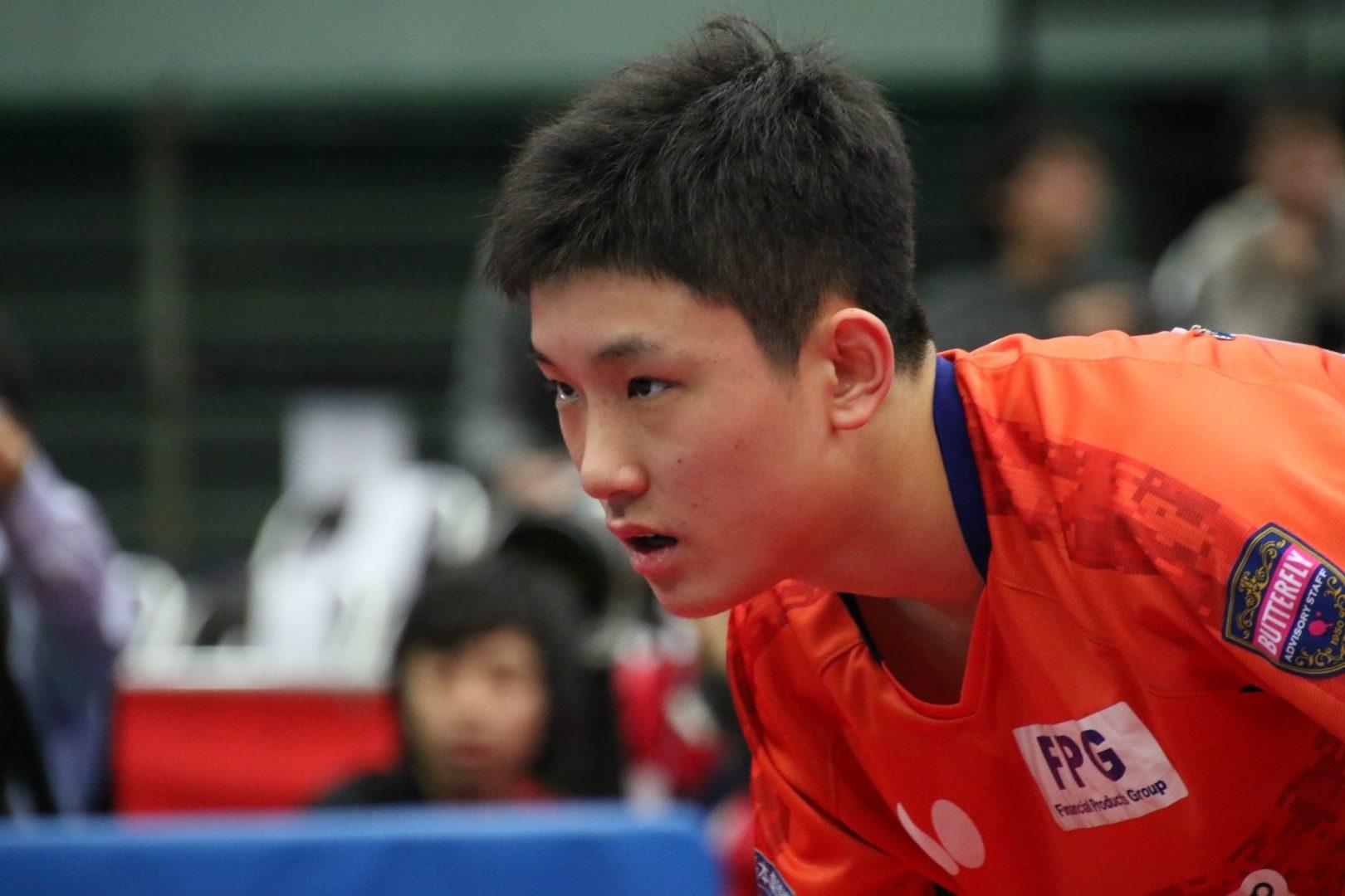 張本智和、連覇なるか 水谷、大島、木造が立ちはだかる<全日本卓球2019・男子単・最終日の見どころ>