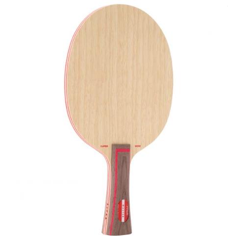 卓球木材ラケット最高峰と称されるクリッパーウッド!その打球感とは?