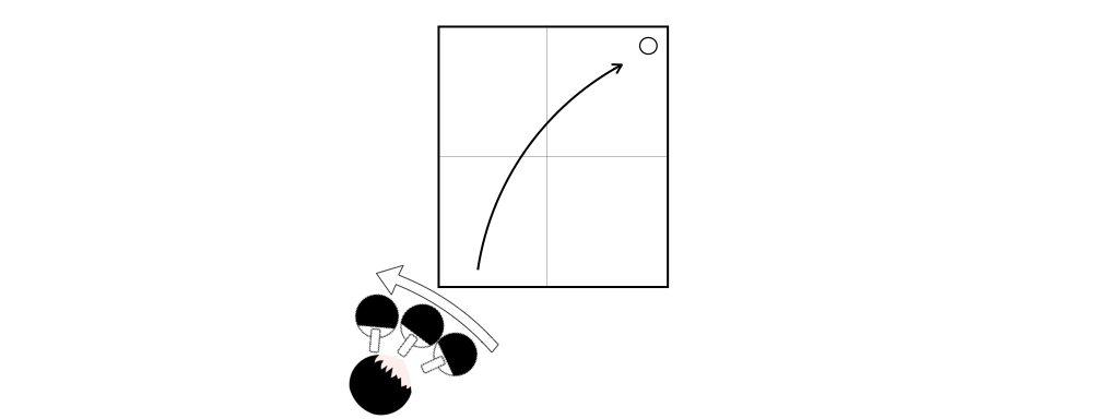 流しのイメージ(上から)