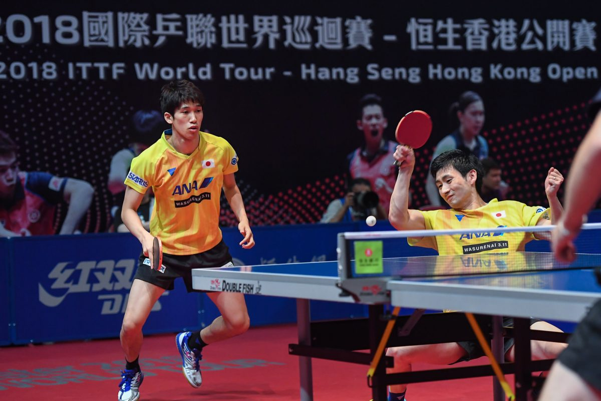 【卓球】スーパープレーした人は意外と冷静説 上田仁の「卓球あるある」