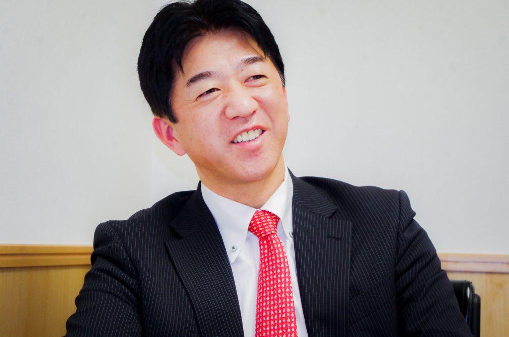 松下浩二(Tリーグチェアマン)