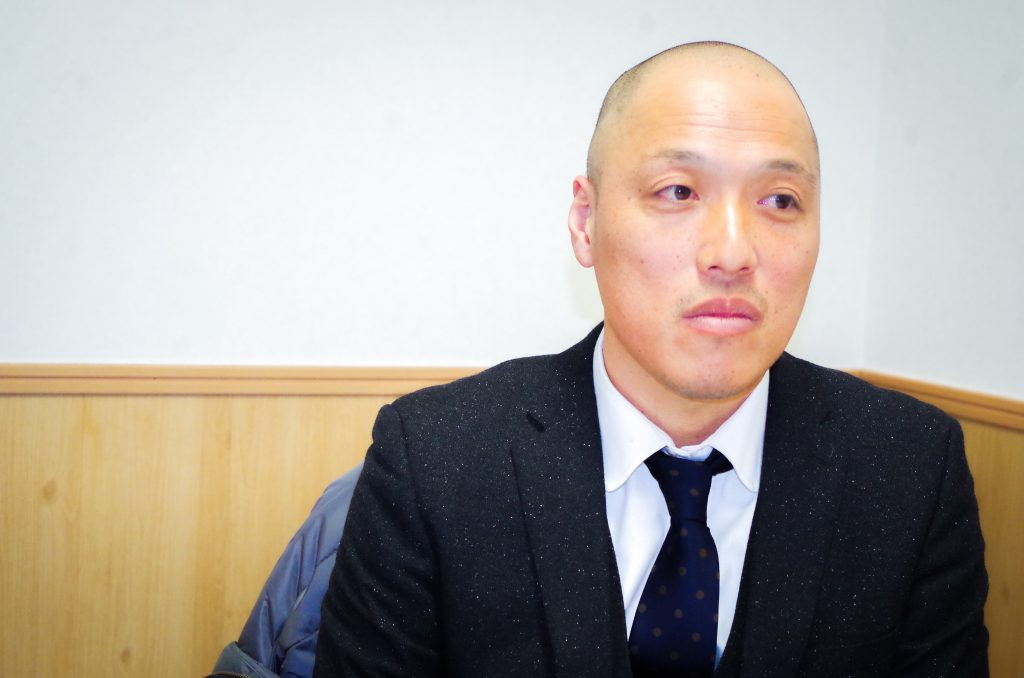 松永容樹氏(Tリーグプロモーション部)