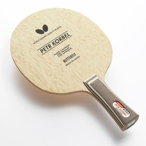 コルベルは木材5枚合板の決定版 安心のロングセラー卓球ラケットの特徴とは?