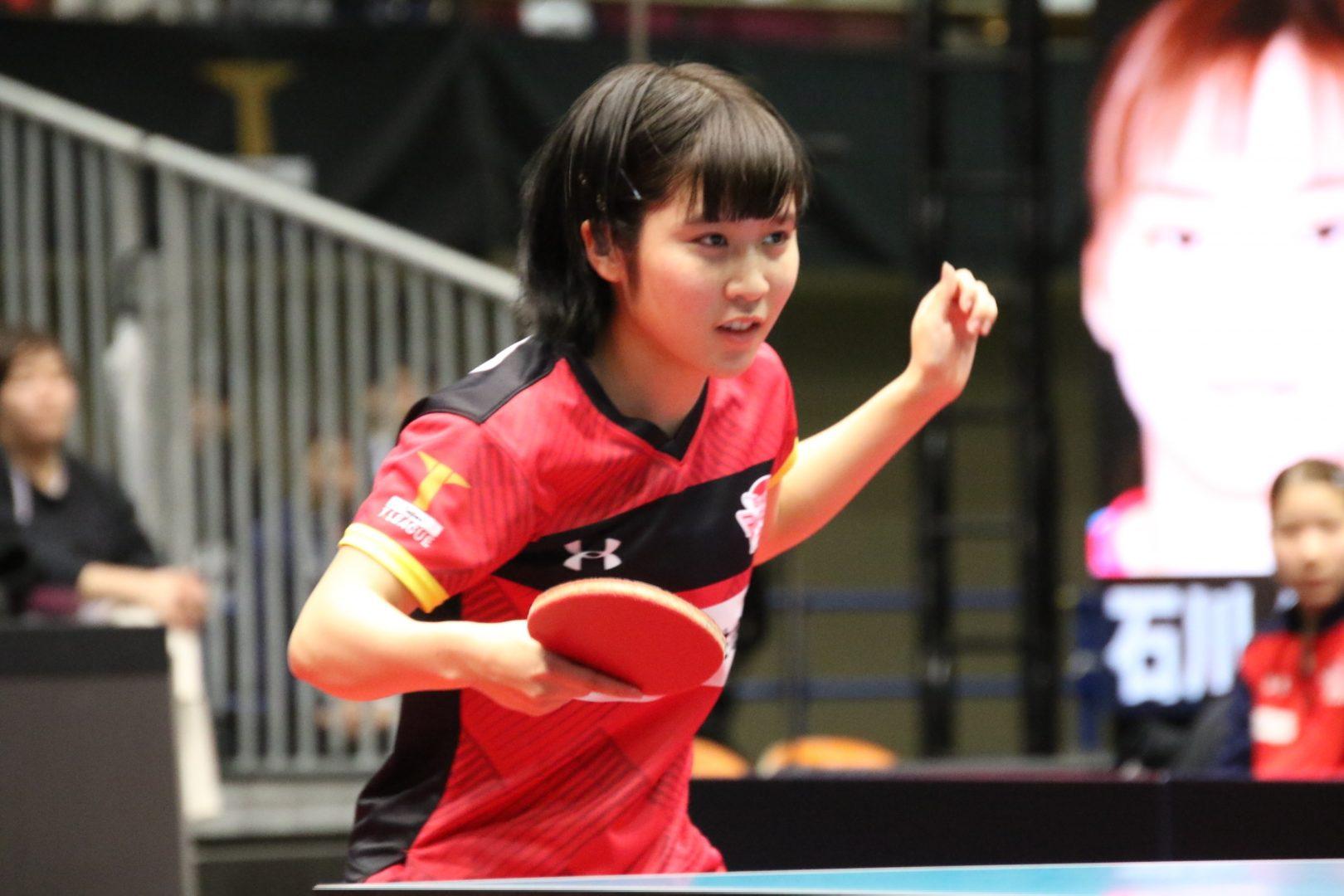 【速報・卓球Tリーグ】日本生命、名古屋に勝利でファイナル進出決定