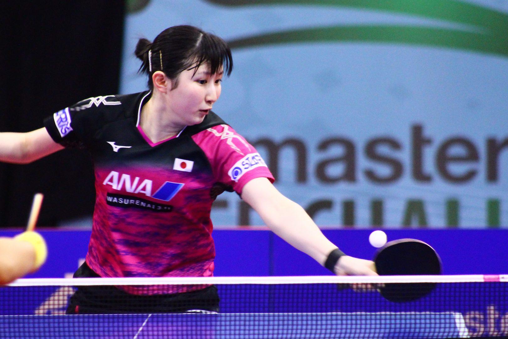 【卓球】ポルトガルOP優勝の早田が5ランクアップ|女子世界ランキング(3月最新発表)