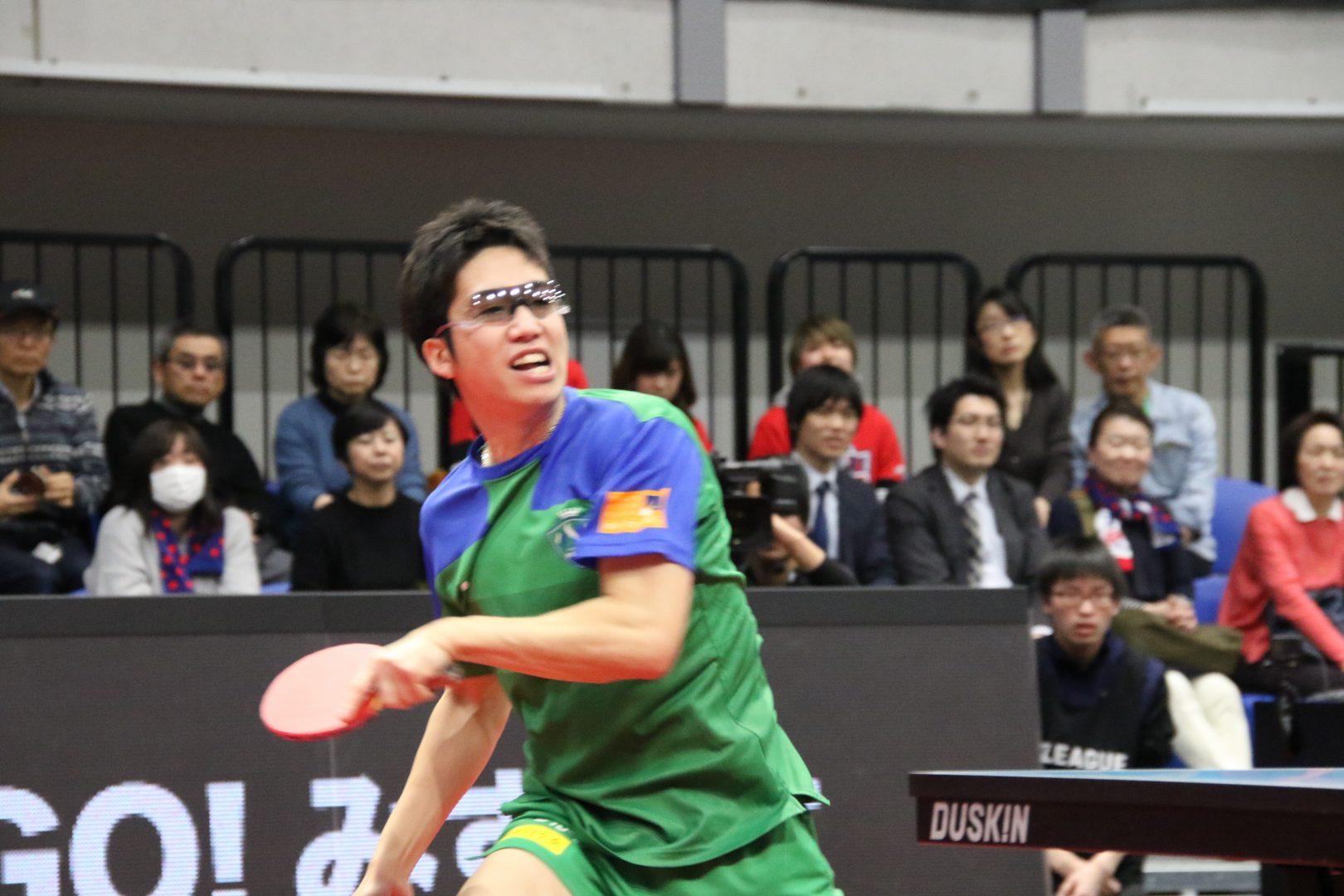 【今週の日本の卓球】創設1年目のTリーグ、レギュラーシーズン全日程が終了