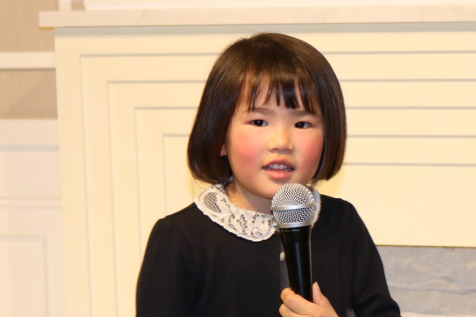 【卓球・Tリーグ】4歳・木方菜々美ちゃんがT.T 彩たまジュニアに所属