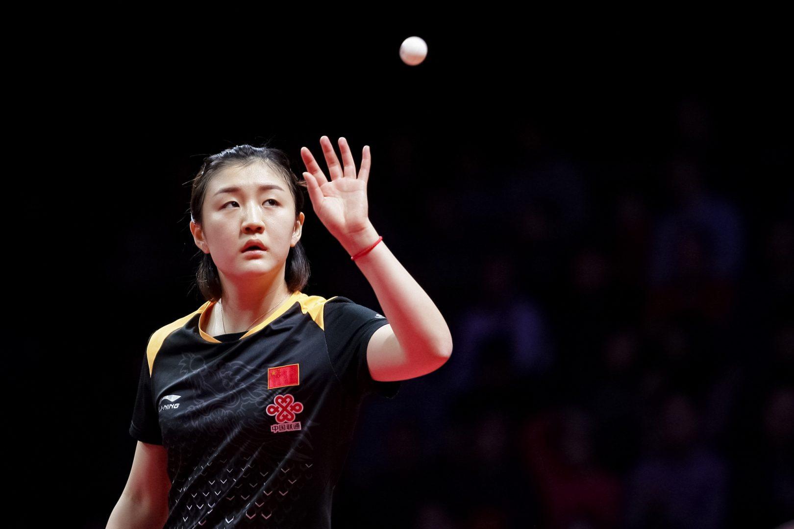 【卓球・地表最強12人】中国女子代表選考会で陳夢がV 「これは始まりに過ぎない」