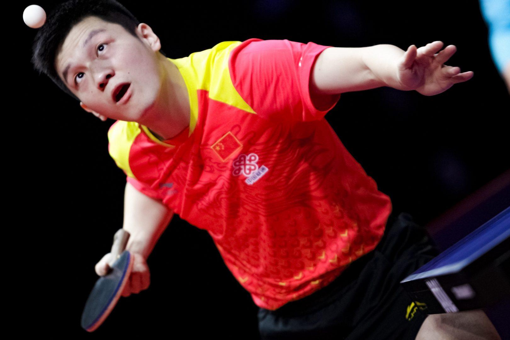 【卓球・地表最強12人】樊振東が中国代表選考会で全勝優勝
