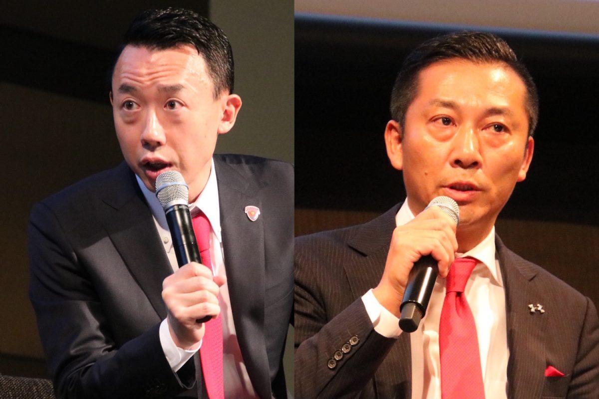 【Tリーグ×Bリーグ】琉球アスティーダ早川氏、千葉ジェッツ島田氏が語る「スポーツ×ビジネス」の未来像