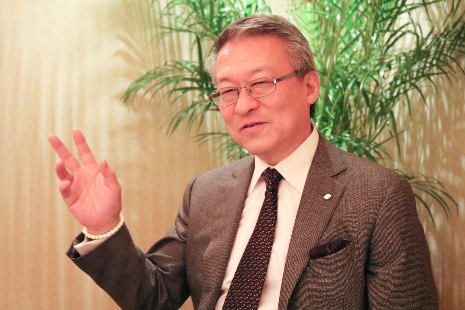 スポーツもビジネスも 「勝ち癖」と「縁」でつかみ取れ 【TOP名古屋小田オーナー インタビュー後編】
