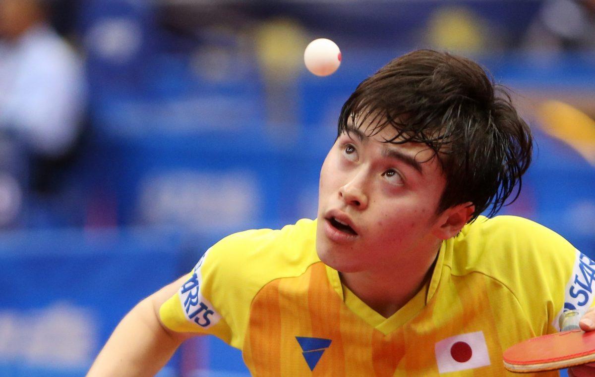 【卓球】世界選手権代表の森薗政崇、過去には「水曜日のダウンタウン」への出演も