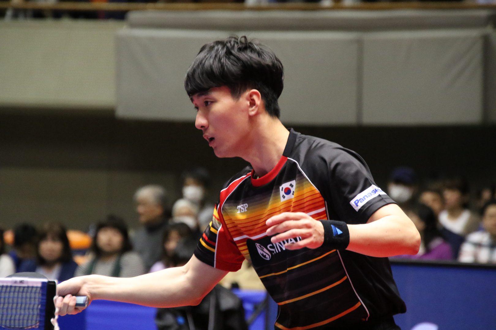 【卓球】Tリーグ参戦の海外選手が登場 好ラリーに横浜が沸いた<アジアカップ>