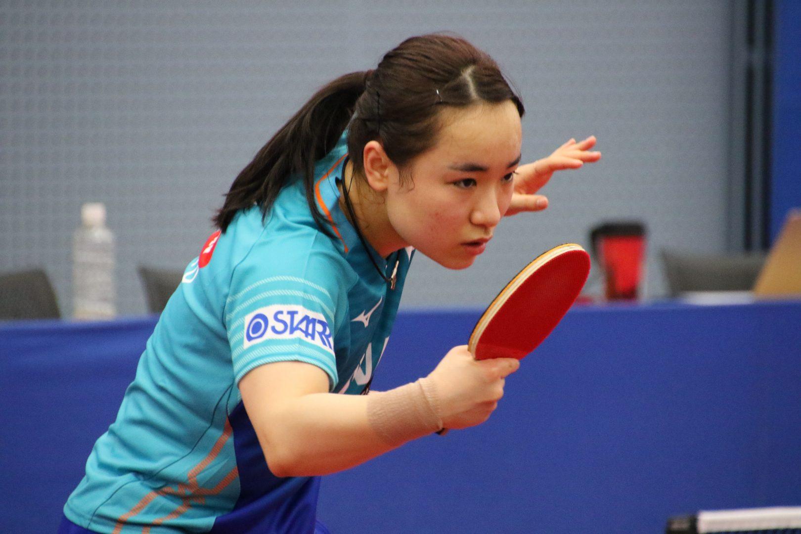 【今週の日本の卓球】「世界卓球2019」開幕直前  男女代表15名が公開練習