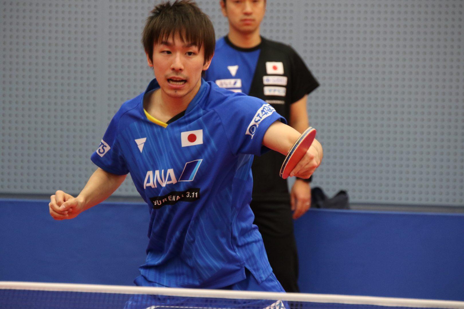 【卓球】2019世界卓球選手権目前 張本・丹羽・水谷が意気込み語る